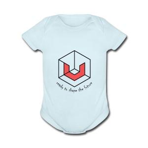 Universa UTN Crypto - Short Sleeve Baby Bodysuit