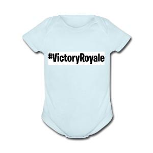 VictoryRoyale - Short Sleeve Baby Bodysuit