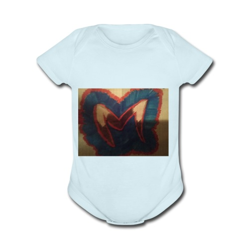 1513813424817 1468769709 - Organic Short Sleeve Baby Bodysuit