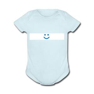 WindowsHello Poster 1920 1600x300 hello - Short Sleeve Baby Bodysuit