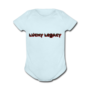 swag wear limited edtion - Short Sleeve Baby Bodysuit