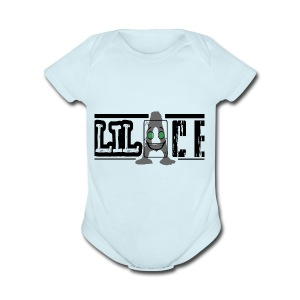 Lil Ace - Short Sleeve Baby Bodysuit