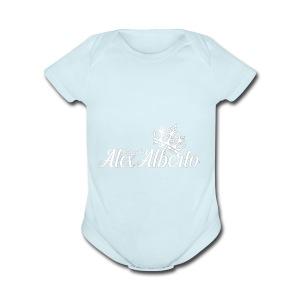A7F1CE51 547C 40CD 861E F8D6D8CE2693 - Short Sleeve Baby Bodysuit