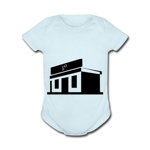 Unidentified - Organic Short Sleeve Baby Bodysuit