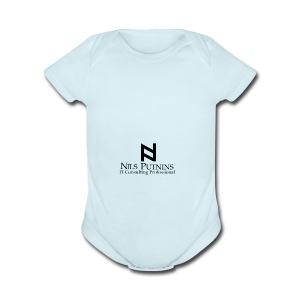 PS Designer - Short Sleeve Baby Bodysuit