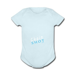 One shot - Short Sleeve Baby Bodysuit