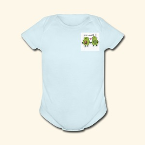 fullsizeoutput 23cd - Short Sleeve Baby Bodysuit