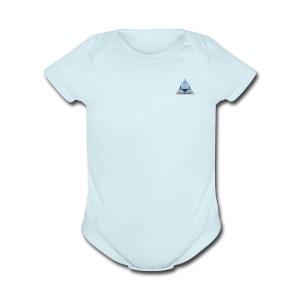 jacobman6891 - Short Sleeve Baby Bodysuit