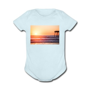 Summer - Short Sleeve Baby Bodysuit