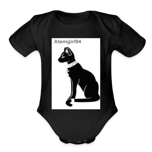 Atemgirl94 - Organic Short Sleeve Baby Bodysuit