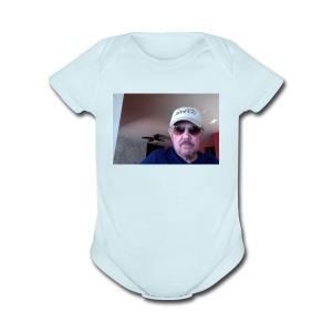 ELIJAH.MACKIN@GMAIL.COM - Short Sleeve Baby Bodysuit