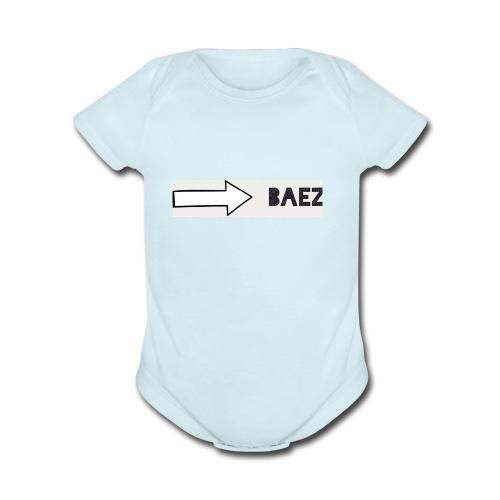 F6F9BD6F 0E25 4118 9E85 FD76DA1EB7FA - Organic Short Sleeve Baby Bodysuit