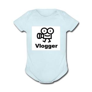 IMG 1316 - Short Sleeve Baby Bodysuit