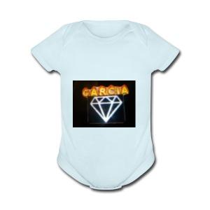 Garcia - Short Sleeve Baby Bodysuit