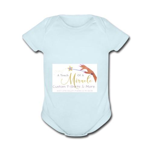 CEO - Organic Short Sleeve Baby Bodysuit