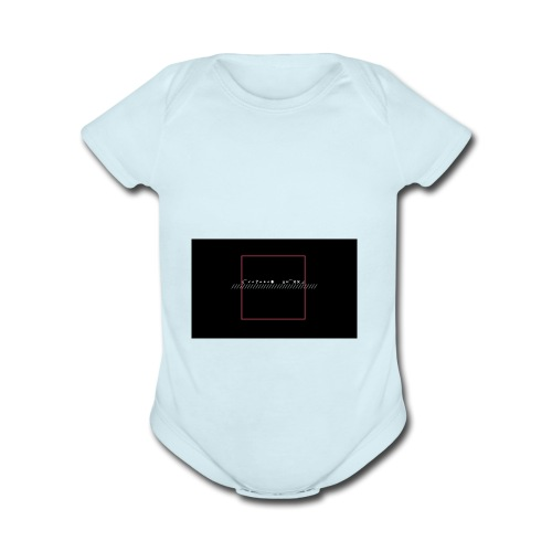 Sebastian brands design - Organic Short Sleeve Baby Bodysuit