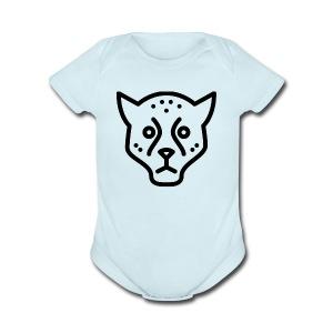 Jeetah - Short Sleeve Baby Bodysuit