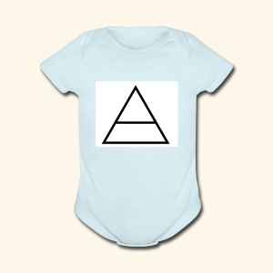 Air Belvedere Flag 333 - Short Sleeve Baby Bodysuit