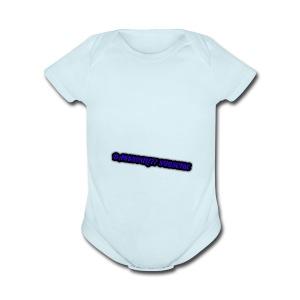 Logopit 1518504396952 - Short Sleeve Baby Bodysuit