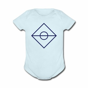 Project Icarus - Short Sleeve Baby Bodysuit