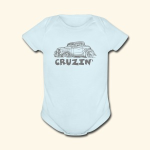 HotRod - Short Sleeve Baby Bodysuit
