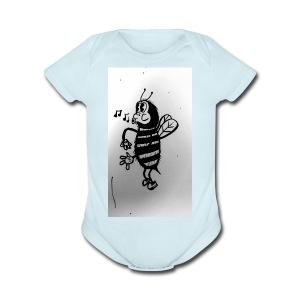 Stinger - Short Sleeve Baby Bodysuit