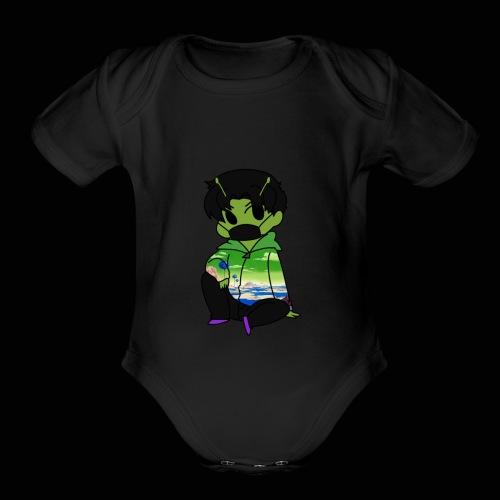 COUNTING NAMEKIAN$ MERCH - Organic Short Sleeve Baby Bodysuit