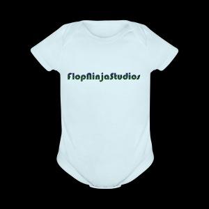 flopninjastudios - Short Sleeve Baby Bodysuit