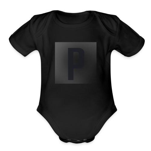 De P van Pollux - Hoesjes - Organic Short Sleeve Baby Bodysuit