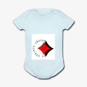 DecentClothesCo - Short Sleeve Baby Bodysuit