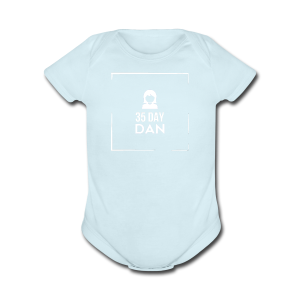 35DD Female - Short Sleeve Baby Bodysuit
