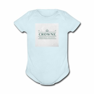 spiritnight 1 - Short Sleeve Baby Bodysuit