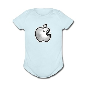 BAD APPLE LIMITED EDITION - Short Sleeve Baby Bodysuit