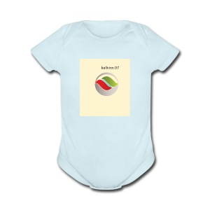 It's cool and comfortable - Short Sleeve Baby Bodysuit