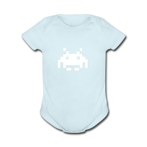 80s Video Games - Short Sleeve Baby Bodysuit