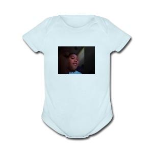 blackforce - Short Sleeve Baby Bodysuit