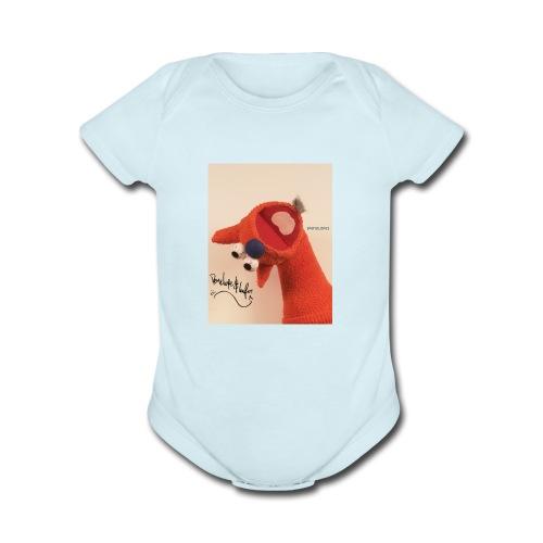 penny - Organic Short Sleeve Baby Bodysuit