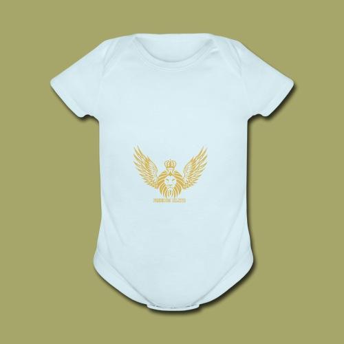 Free_Fitness - Organic Short Sleeve Baby Bodysuit