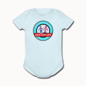 AKA Our Life - Short Sleeve Baby Bodysuit