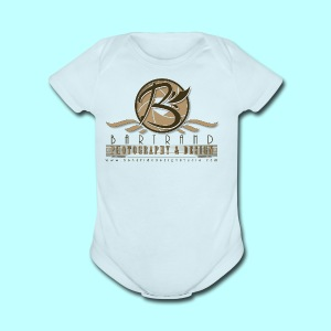 Bartrand Photography & Design - Short Sleeve Baby Bodysuit