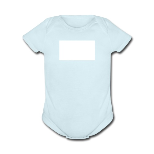 pedita - Organic Short Sleeve Baby Bodysuit