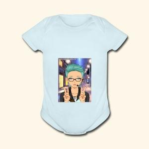 Youtuber Product - Short Sleeve Baby Bodysuit