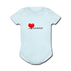 Damnd - Short Sleeve Baby Bodysuit