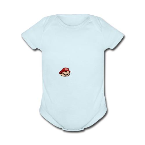 guchi - Organic Short Sleeve Baby Bodysuit