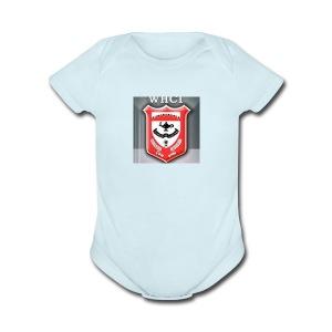 WHCI_400x400 - Short Sleeve Baby Bodysuit
