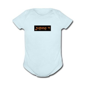 jagang 4 - Short Sleeve Baby Bodysuit