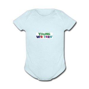 Young Writers - Short Sleeve Baby Bodysuit