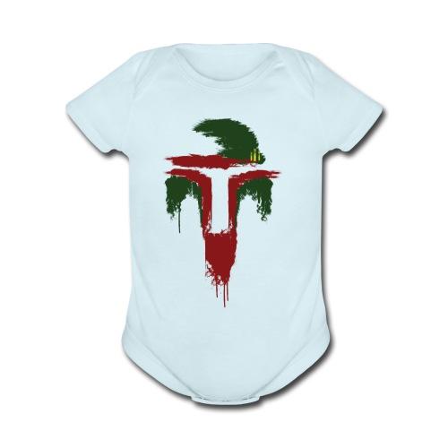 Boba Fett - Organic Short Sleeve Baby Bodysuit