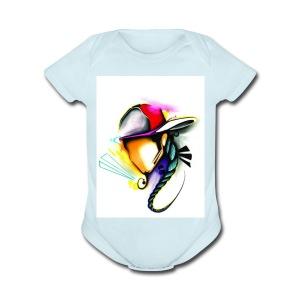IMG 20180216 225248 987 - Short Sleeve Baby Bodysuit