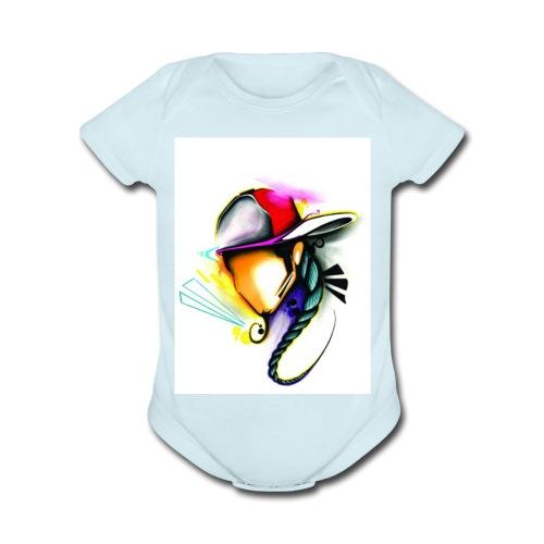 IMG 20180216 225248 987 - Organic Short Sleeve Baby Bodysuit